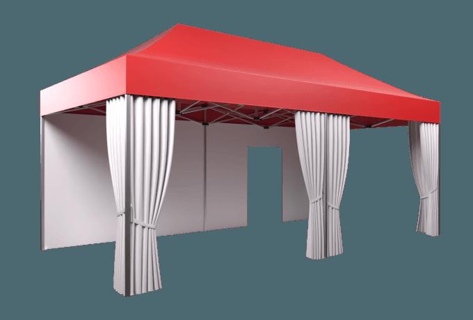 Мобильные шатры Лого слайдер на главную
